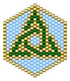 """Inspiration pour """"triforce"""" Zelda ???."""