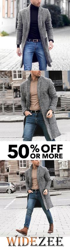 Shop the latest fashion chic clothing online,we offer the latest high-quality clothes, bags, shoes,and other fashion products only for men. Mens Boots Fashion, Mens Fashion Blog, Daily Fashion, Fashion Coat, Fashion Outfits, Men's Fashion, Fashion Ideas, Teaching Mens Fashion, Casual Wear
