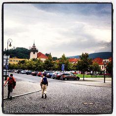Husovo náměstí (Beroun)