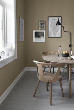 Take a peek in the Katerina Dima's apartment via Krone Kern