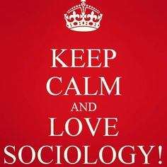 Sociology Professor!