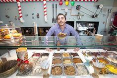 Rocambolesc en Gourmet Experience Serrano