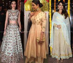 Celebrity Diwali OOTD