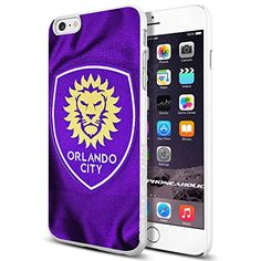 MLS Orlando City FC Soccer Logo , , Cool iPhone 6 Plus (6+ , 5.5 Inch) Smartphone Case Cover Collector iphone TPU Rubber Case White [By PhoneAholic] Phoneaholic http://www.amazon.com/dp/B00XQ6JX12/ref=cm_sw_r_pi_dp_-sJwvb00GJ19F