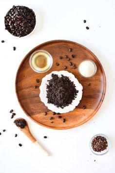 Coffee Cacao Face Scrub Recipe