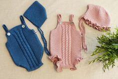 Niño o niña, rosa o azul conjuntos de 0-6 meses ideales para tus bebes #masmodelos #hechopormiparati #conjuntosconestilo #hechoamano en @pompomburgos