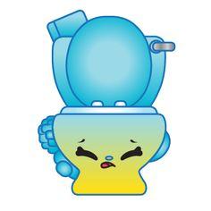 Flushes - Blue