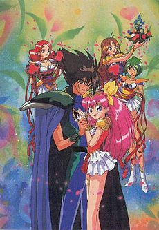 wedding peach - love this series...i think for me its more funny than its meant to be tho lol