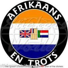 Afrikaans en trots :)