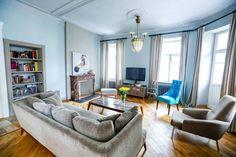 Как создать уют в гостиной: примеры героев Квартблога