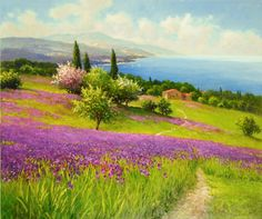 "Gerhard Nesvadba ""Journey to the Sea"" http://www.artshopnc.com/component/content/article/318.html"
