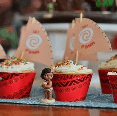 Dicas e Inspirações: Festa infantil tema Moana - Maternizando