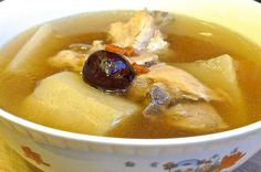 How to Cook Detoxifying Chinese Radish Soup
