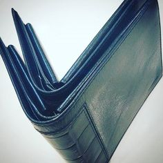 SCOT GREY MEN LEATHER WALLET MADE IN REAL LEATHER ,