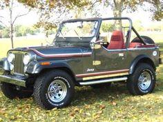 85 by Doug L. 1999 Jeep Wrangler, Cj Jeep, Jeep Cj7 Renegade, Vintage Jeep, Cool Jeeps, Expedition Vehicle, 4x4 Trucks, Jeep Life, Monster Trucks