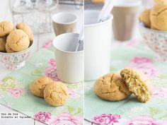Pastas rápidas de mantequilla y mandarina. Receta  http://www.directoalpaladar.com/postres/pastas-rapidas-de-mantequilla-y-mandarina-receta
