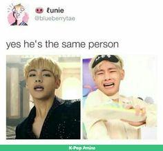 The reason I love him / the handsome meme | BTS - Taehyung