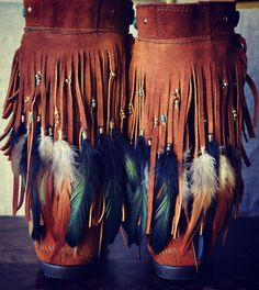 tall womens moccasins - Google Search