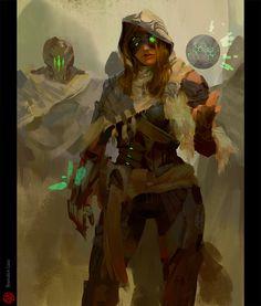 """Cyborg Bandits"" by *madspartan013. http://madspartan013.deviantart.com/art/Cyborg-Bandits-384467104"