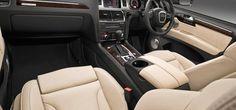 Audi Q7 Limo Sydney Interior