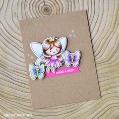 Fairy Tale Fairy; Tiny Type