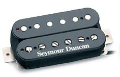Seymour Duncan TB-6 Distortion Trembucker Guitar Bridge Pickup Black by Seymour Duncan. $72.95. The TB-6 is a high output humbucker that works well with heavier, more agressive playing styles.