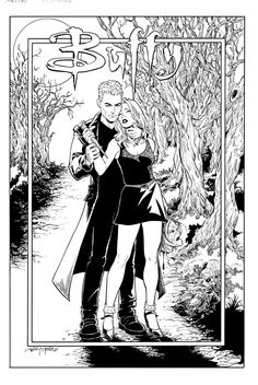 Buffy the vampire slayer coloring pages 7 coloring for Buffy coloring pages