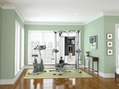 Incredible Small Gym Room – Home Gym Room - http://mbalong.net/2016/05/30/incredible-small-gym-room-home-gym-room/