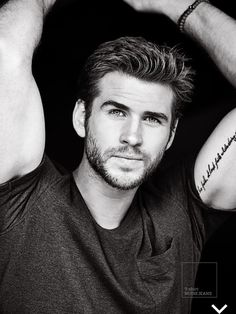 Liam Hemsworth is the November 2015 Men's Fitness Cover Feature The Hunger Games News - Panem Propaganda  http://CelebNewsPlus.com