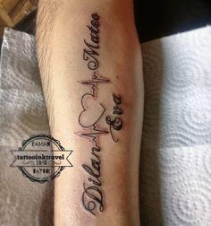 1001 Ideas De Los Tatuajes De Nombres Mas Interesantes Con Fotos