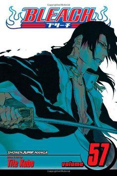Bleach, Vol. 57, 2013 The New York Times Best Sellers Manga Graphic Books winner, Tite Kubo #NYTime #GoodReads #Books