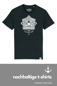 Fümreif X Stroncton T-Shirt Designs, Camping, Bar, Mens Tops, Outdoor, Inspiration, Fashion, Accessories, Cool T Shirts