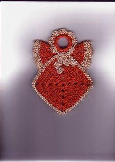 67 Interessanti Immagini Di Natale Alluncinetto Crochet
