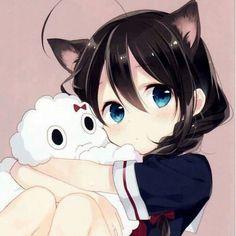 Imagen de anime and kawaii
