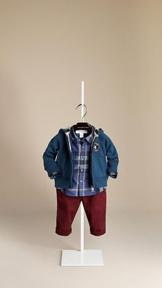 I love the shirt & jacket, although I would pair them with jeans Sweet Baby Ray, Baby F, Baby Love, Little Boy Fashion, Baby Boy Fashion, Kids Fashion, Baby Burberry, Everything Baby, Future Baby