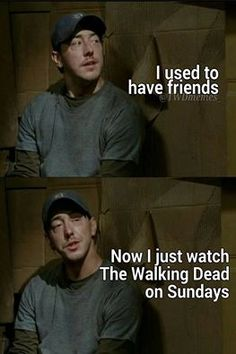 It's Alright, They Were Just Jerks Anyway - The Walking Dead Memes that live on after the characters and season ended. Memes are the REAL zombies of the show. Walking Dead Funny, Walking Dead Zombies, Fear The Walking Dead, Real Zombies, Memes In Real Life, Love Memes, Best Memes, Twd Memes, Funny Memes