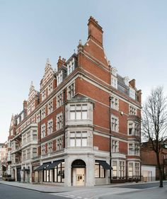 Christopher Kane Store in London by John Pawson | Yellowtrace