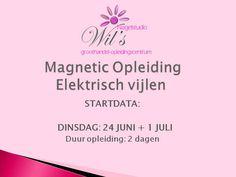 Magnetic opleiding(2dgn) elektrisch vijlen...