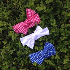 Spring Knot Headwraps