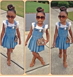 Pix For > Really Pretty Little Girls With Swag