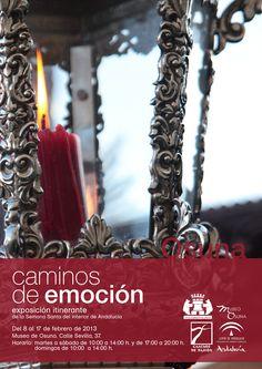 La exposición sobre Caminos de Pasión llega al museo de Osuna