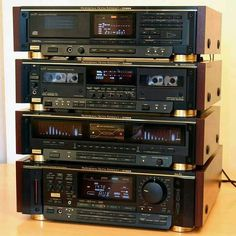 Vintage audio Fisher Hi Fi Stereo Audiophile Music, Hifi Audio, Car Audio, Hi Fi System, Audio System, Audio Vintage, Whole Home Audio, Audio Rack, Retro