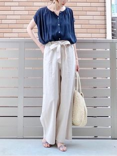 Pin by Arianna Diaz on Outfits in 2019 Fashion Moda, Girl Fashion, Womens Fashion, Chic Outfits, Summer Outfits, Fashion Outfits, Chicos Fashion, Japan Outfits, Japan Fashion