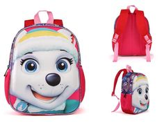 New Kids Paw Patrol Backpack for back to school Paw Patrol Backpack, Kids School Shoes, Boys Accessories, Cute Backpacks, Backpack Bags, More Fun, Back To School, School Fashion, 3d