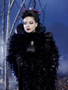 Once upon a time -Evil queen