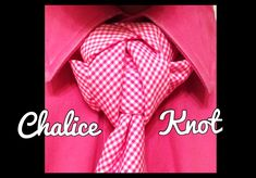 How to tie the Chalice Knot. Cool Tie Knots, Cool Ties, Tie The Knots, Mens Fashion Shoes, Diy Fashion, Fashion Tips, Tie A Necktie, Necktie Knots, Tie Bow