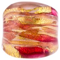 Aurora Murano Glass Rings in stock at Murano Jewellery