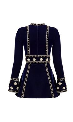 Floral embroidered velvet mini dress in 2020 Kpop Fashion Outfits, Stage Outfits, Fashion Dresses, Korean Fashion, High Fashion, Womens Fashion, Fashion Fashion, Cute Dresses, Short Dresses