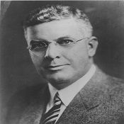 Roy Young (Fed Chair: 1927 - 1930).  Read his bio by clicking on the picture.