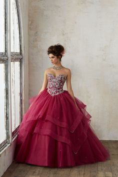 Check out our store for more Wedding Dress for Sale Online, wedding accessories, flower girl dresses, bridesmaid's dresses and more that will suit your budget. Burgundy Quinceanera Dresses, Prom Dresses 2018, Wedding Dresses For Sale, Formal Evening Dresses, Girls Dresses, Flower Girl Dresses, Bridesmaid Dresses, Tulle Ball Gown, Ball Gowns